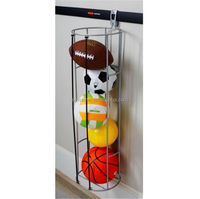Metal Wire Multi-ball Hanging Industrial Tennis Ball Rack