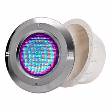 IP68 LED Underwater swimming pool Light lamp 18W 12V AC ABS + UV