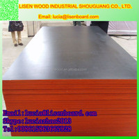 13 ply 18mm concrete formwork plywood , construction shuttering plywoods