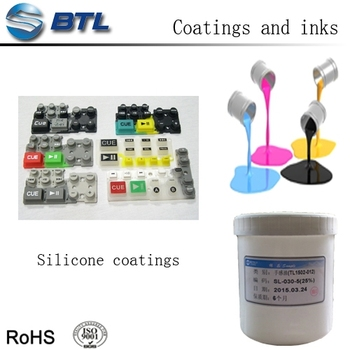 Good hand feeling silicone resin for silicone printing ink