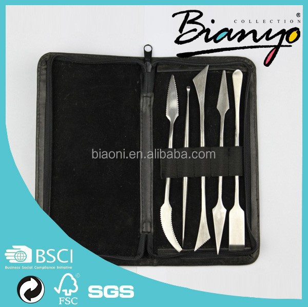 Hot Sale Stainless Steel Clay Tool