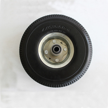 3.50-4 honing guide rubber air pneumatic wheel
