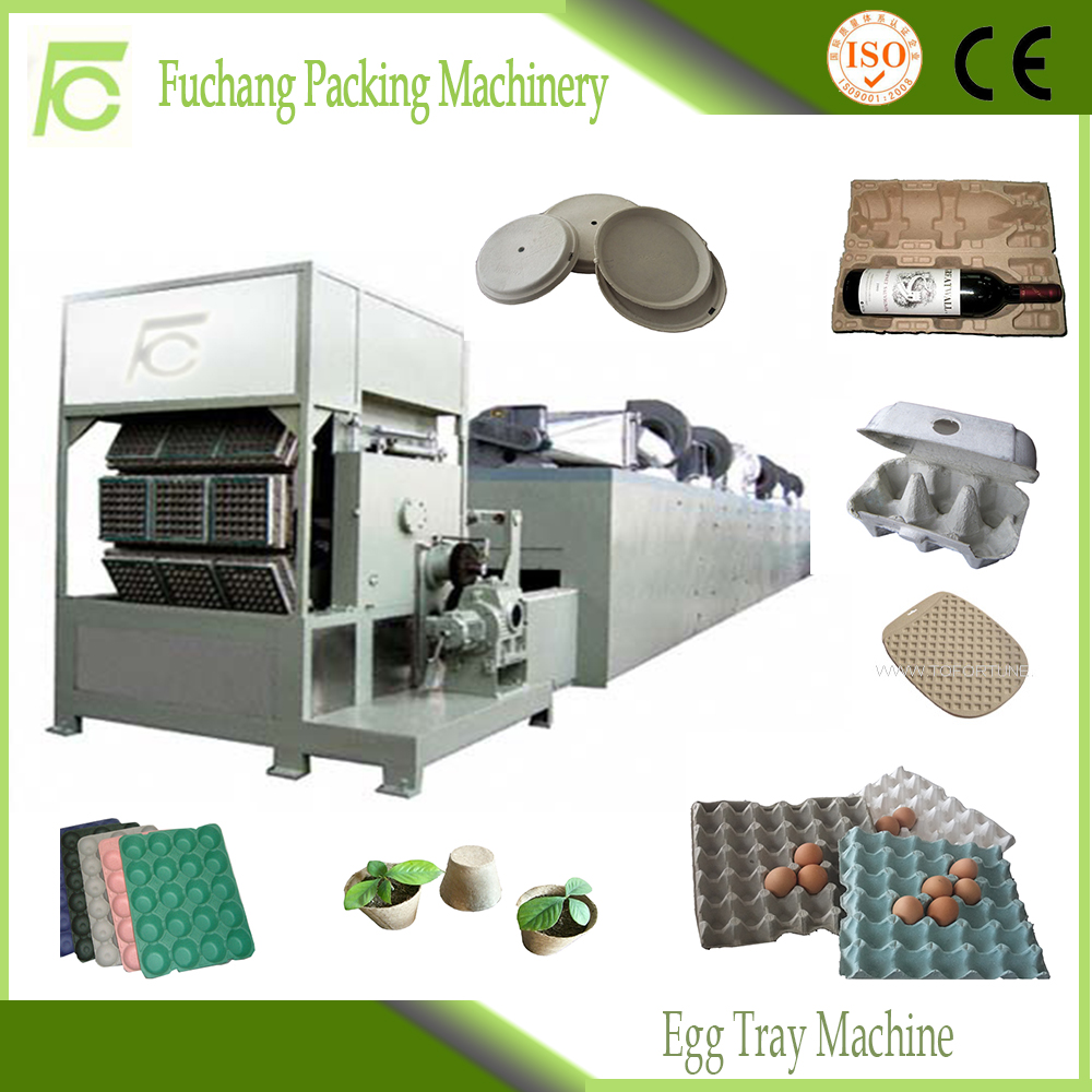 Semi automatic pizza plate production line