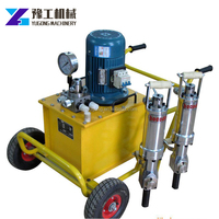 YG High Quality Hydraulic Rock Splitter For Sale