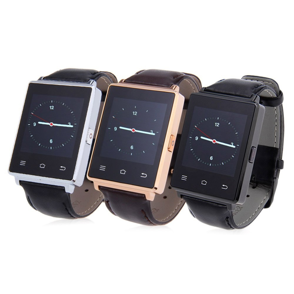Luxury Android Smart Watch , 3G Mobile Watch Phones with Wifi, GPS Bluetooth Watch ce rohs Smart Watch