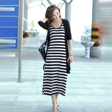 Spring summer women ladies comfortable sleeveless high quality model good fabric drape various colors long dress