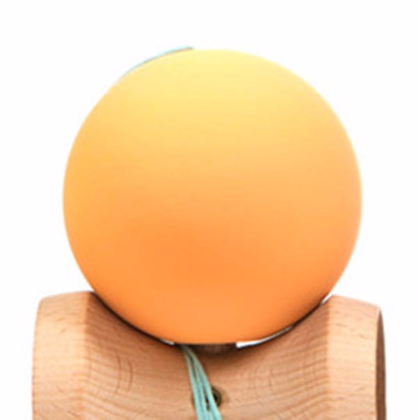 cheap wooden rubber paint custom kendama