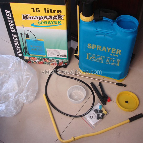 guangzhou sprayer knapsack chemical sprayer manual 16 liters