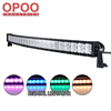 2017 Factory direct DRL RGB 300W 7D lens 52inch wholesale led light bar