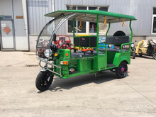 New India model electric tricycles with 3. wheels /electric rickshaws
