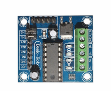 Mini 4-Channel Motor Drive Shield Expansion Board L293D Module High Voltage Current Module For Arduino UNO MEGA 2560 MEGA2560