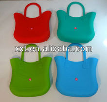 2013 lastest lady silicon handbag