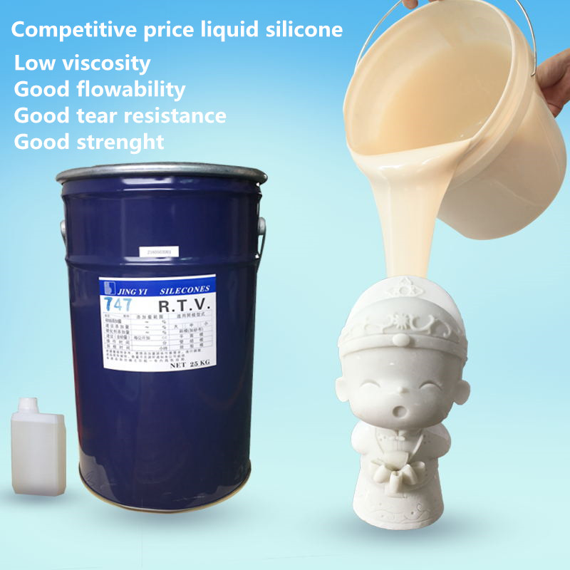 Where to buy cheap RTV liquid silicone rubber for boutique doll mould making