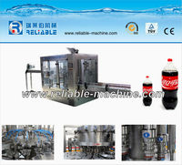 Customized capacity soft drink/aerated water making machine