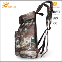 Fancy Waterproof Ultra-light Outdoor popular polyester mochilas escolares