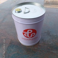 18L Empty Metal Tin Paint Coating