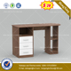 Wooden wholesale mdf staff table desk with clock(HX-8NE3205)