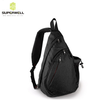Packable Shoulder Backpack Sling Chest CrossBody Bags Cover Pack Rucksack for Bicycle Sport Hiking Travel Camping Bookbag