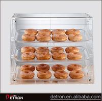 New praticial acrylic cookie display case