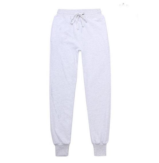 2018New Men's Causal custom fleece men wholesale Pants
