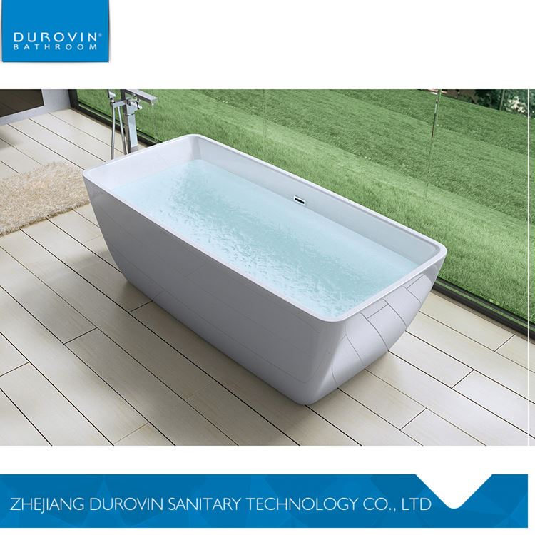 New and hot long lasting acrylic durable bath crock freestanding bathtub fast delivery