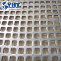oval perforated metal mesh/circle perforated metal mesh /stainless steel honeycomb perforated mesh