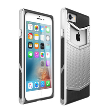 2016 Newest Design Cool Hybrid Armor Mobile Phone Case for iPhone 7 Plus