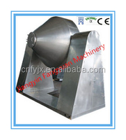 Double cone rotary vacuum, drying powder mixer with CE