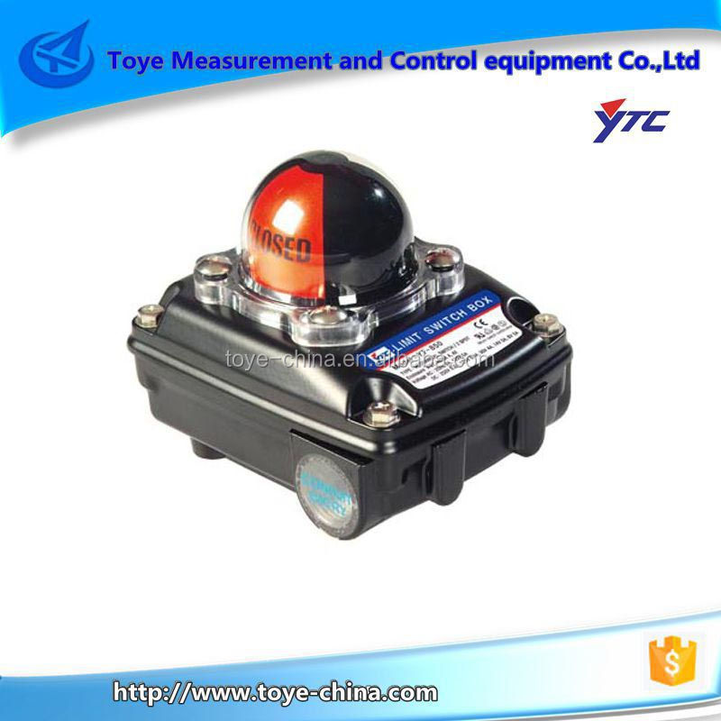 Pneumatic Valve / Actuator Limit Switch Box YTC YT-850 With Factory Price