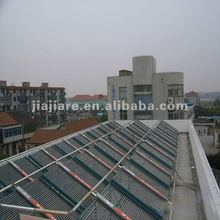 Solar Water Heating System for Apartment