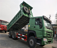 371 HP New Condition Heavy Loading Dump Truck Off Road Tipper Truck in Israel