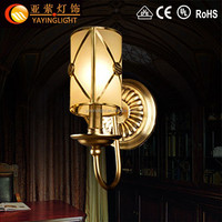wall lamp for living room,antique brass hanging light,hotel bedside wall lamps,wall lamp cord cover crystal