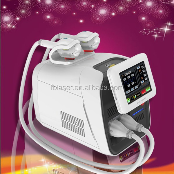 FBL sales Portable Elight IPL RF machine for skin rejuvenation