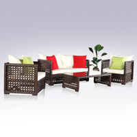 new outdoor sofa rattan furniture