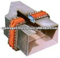 Rectangular Fabric Expansion Joint