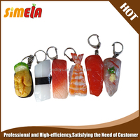 Simela Promotional Soft Welcomed Custom Pvc Key Chain