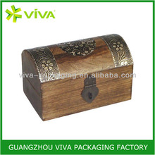 High Quality Treasure Chest Jewelry Box
