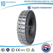 Bottom price hotsell ling long mining truck tire 8.25r16lt