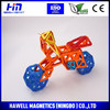 Plastic with magnets Building Block Toys