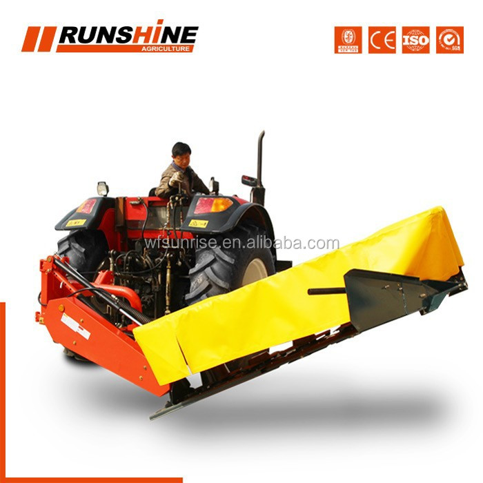 OEM Offered Manufacturer Rye Cutting Flail Mower Grass Slasher Machine
