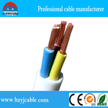 1.5mm 2.5mm 4mm 6mm 10mm round flexible electric cable rates