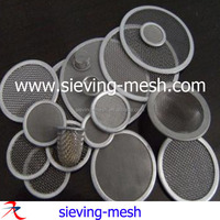 Buy metal filter disc/water filter plate/wire mesh filter for ...