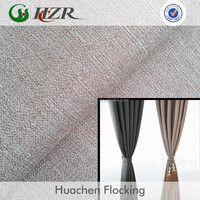 new drape 100% polyester blackout curtain fabric upholstery