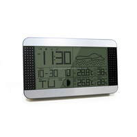 Large LCD Display 433 Mhz professional Wireless weather station