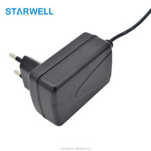 Wall Plug 18V 1A 18W Power Adapter with EU US EU UK JP CN KC Brazil Plug