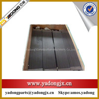 Japan excavator parts PC200-6 hydraulic oil cooler 20Y-03-21121