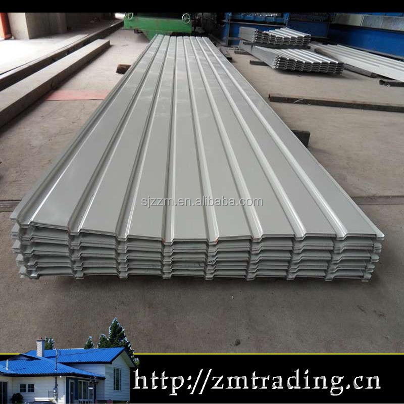 Hot Dipped Galvanized Metal Roofing Sheets Prices Fiber
