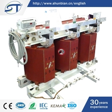 Three Phase Electrical Equipment 2015 High-Performance Dry Type Transformer Price