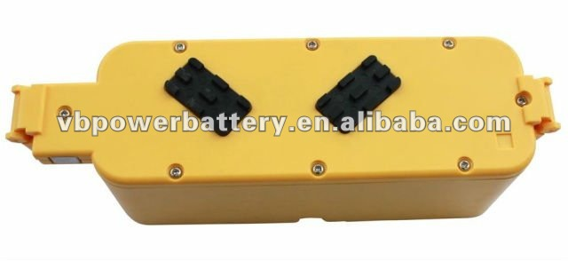 Rechargeable battery for iRobot Roomba 400 Series Vacuum