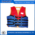 Factory price water safety custom neoprene life jacket vest
